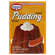 Dr Oetker Poudre Pudding Power Chocolate