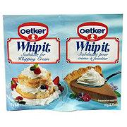 Dr Oetker Whip It