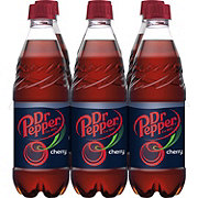 Dr Pepper Cherry 16.9 oz Bottles
