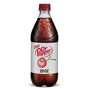 Dr Pepper Cherry Diet Soda
