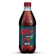 Dr Pepper Cherry Soda