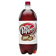 Dr Pepper Diet Caffeine Free Soda