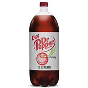 Dr Pepper Diet Cherry Soda
