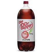 Dr Pepper Diet Cherry Soda