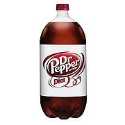 Dr Pepper Diet Soda