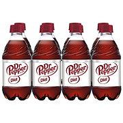 Dr Pepper Diet Soda 12 oz Bottles