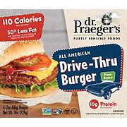 Dr. Praeger's All American Veggie Burger