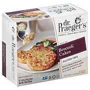 Dr. Praeger's Broccoli Pancakes