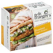 Dr. Praeger's Sensible Foods Bombay Curry Veggie Burgers