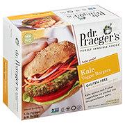 Dr. Praeger's Sensible Foods Kale Veggie Burgers