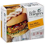 Dr. Praeger's Tex Mex Veggie Burgers