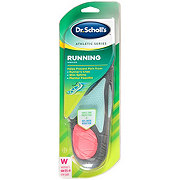 Dr Scholl's Athletic Series Running Insoles, Women's Size 5.5-9