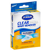 Dr. Scholl's ClearAway Durael Wart Remover