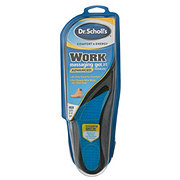 Dr Scholl's Comfort and Energy Work Insoles, Men's Size 8-14
