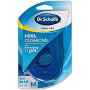 Dr Scholl's Comfort Heel Cushions, Men's Size 8-13