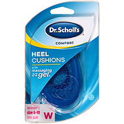 Dr Scholl's Comfort Heel Cushions, Women's Size 6-10