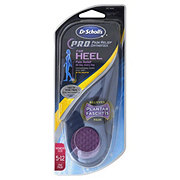 Dr. Scholl's P.R.O. Insoles For Heel Women's Size 5-12