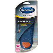Dr Scholl's Pain Relief Orthotics for Arch Pain, Women's Size 6-10