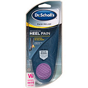 Dr. Scholl's Pain Relief Orthotics For Heel Pain Women's Size 5-12