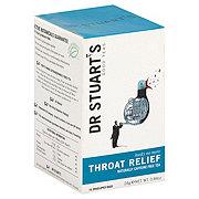 Dr. Stuart's Throat Relief Tea