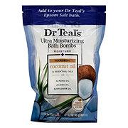 Dr Teal's Coconut Moisture Bath Bomb