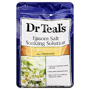 Dr Teal's Epsom Salt Soaking Solution Comfort & Calm with Chamomile