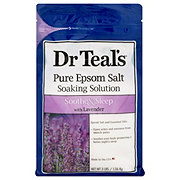 Dr Teal's Epsom Salt Soaking Solution Soothe & Sleep with Lavender