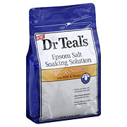 Dr Teal's Epson Salt Soaking Solution Soften & Nourish with Milk & Honey