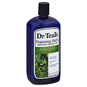 Dr Teal's Foaming Bath Relax & Relief with Eucalyptus & Spearmint