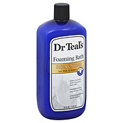 Dr Teal's Foaming Bath Soften & Nourish with Milk & Honey