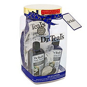 Dr Teal's Gift Set Charcoal