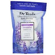 Dr Teal's Lavender Moisture Bath Bomb