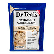 Dr Teal's Sensitive Skin Soak Solution Eczema Therapy