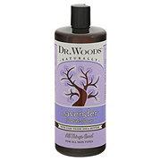 Dr. Woods Castile Soap, Lavender