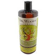 Dr. Woods Tea Tree Castile Soap