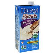 Dream Blends Organic Original Unsweetened Rice & Quinoa Drink