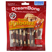 DreamBone Dream Kabobz Vegetable & Chicken Dog Chews