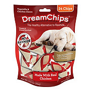 DreamBone Dreamchips Vegetable and Chicken Chews