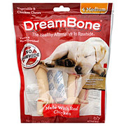 DreamBone Medium Vegetable and Chicken Chews