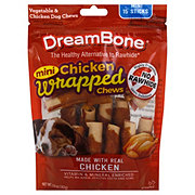 DreamBone Mini Chicken Wrapped Chews