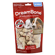 DreamBone Mini Vegetable and Chicken Chews