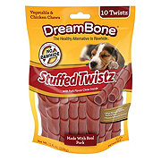 DreamBone Stuffed Twistz, Vegetable & Chicken Chews
