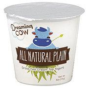 Dreaming Cow All Natural Plain Yogurt