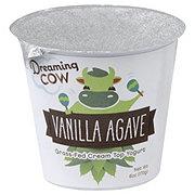 Dreaming Cow Grass-Fed Cream Top Vanilla Agave Yogurt