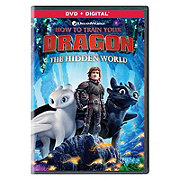 Dreamworks How To Train Your Dragon: The Hidden World DVD