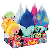 "Dreamworks Trolls Hug /""N Plush Assortment"