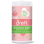 Dreft All Purpose Wipes Multi Surface Wipes