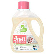 Dreft Pur-touch Liquid Laundry Detergent 75 oz
