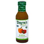 Drew's Natural Garlic Italian Salad Dressing