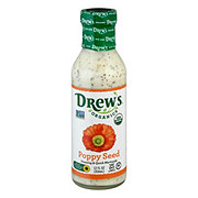 Drew's Poppy Seed Dressing and Quick Marinade